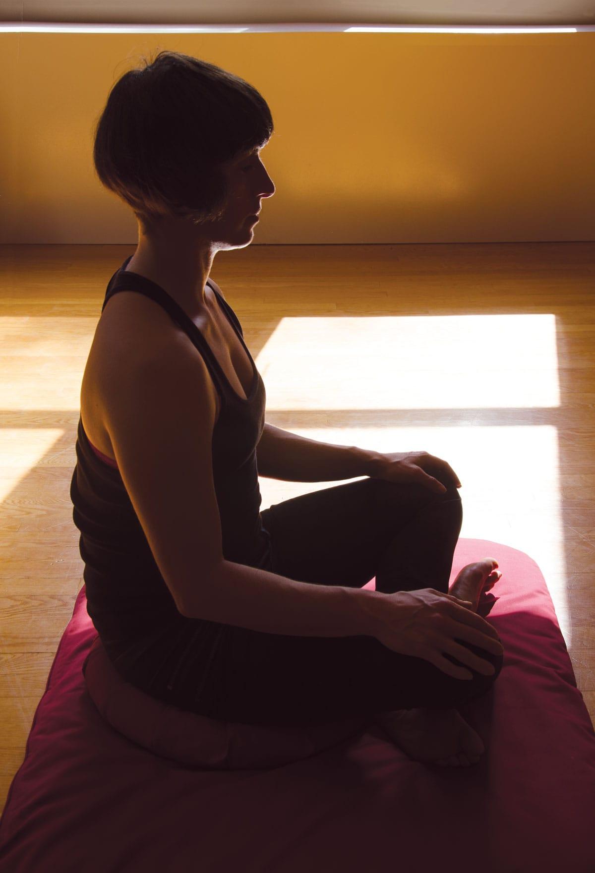 Chögyam Trungpa Rinpoche Courage Pema Chödrön Shambhala Sun - Sept '13 Sitting meditation