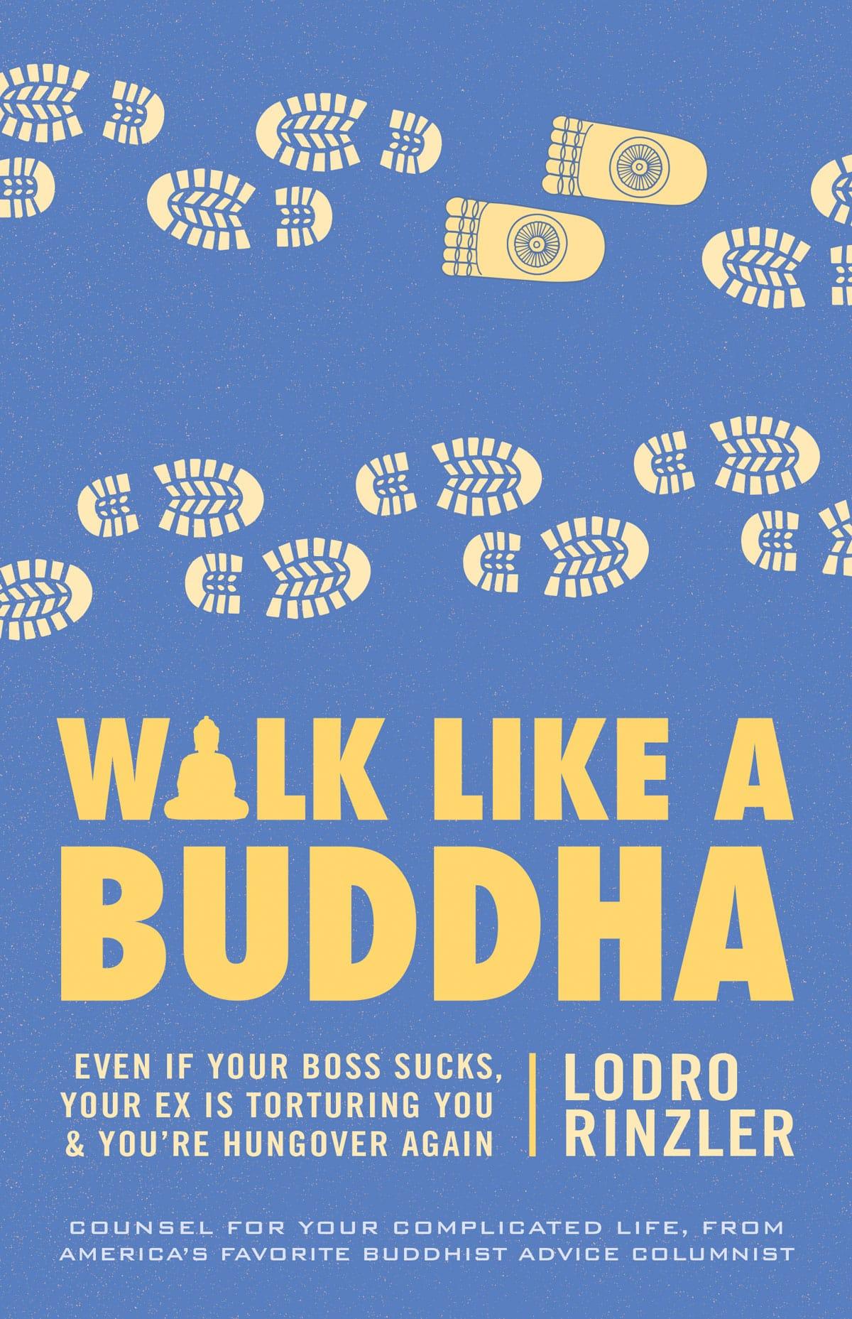 Walk Like a Buddha Lodro Rinzler Office