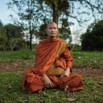 Cambodian monks march to protect rainforest
