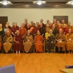 19th Annual Western Buddhist Monastic Gathering: A personal report from Bhikshuni Thubten Chodron