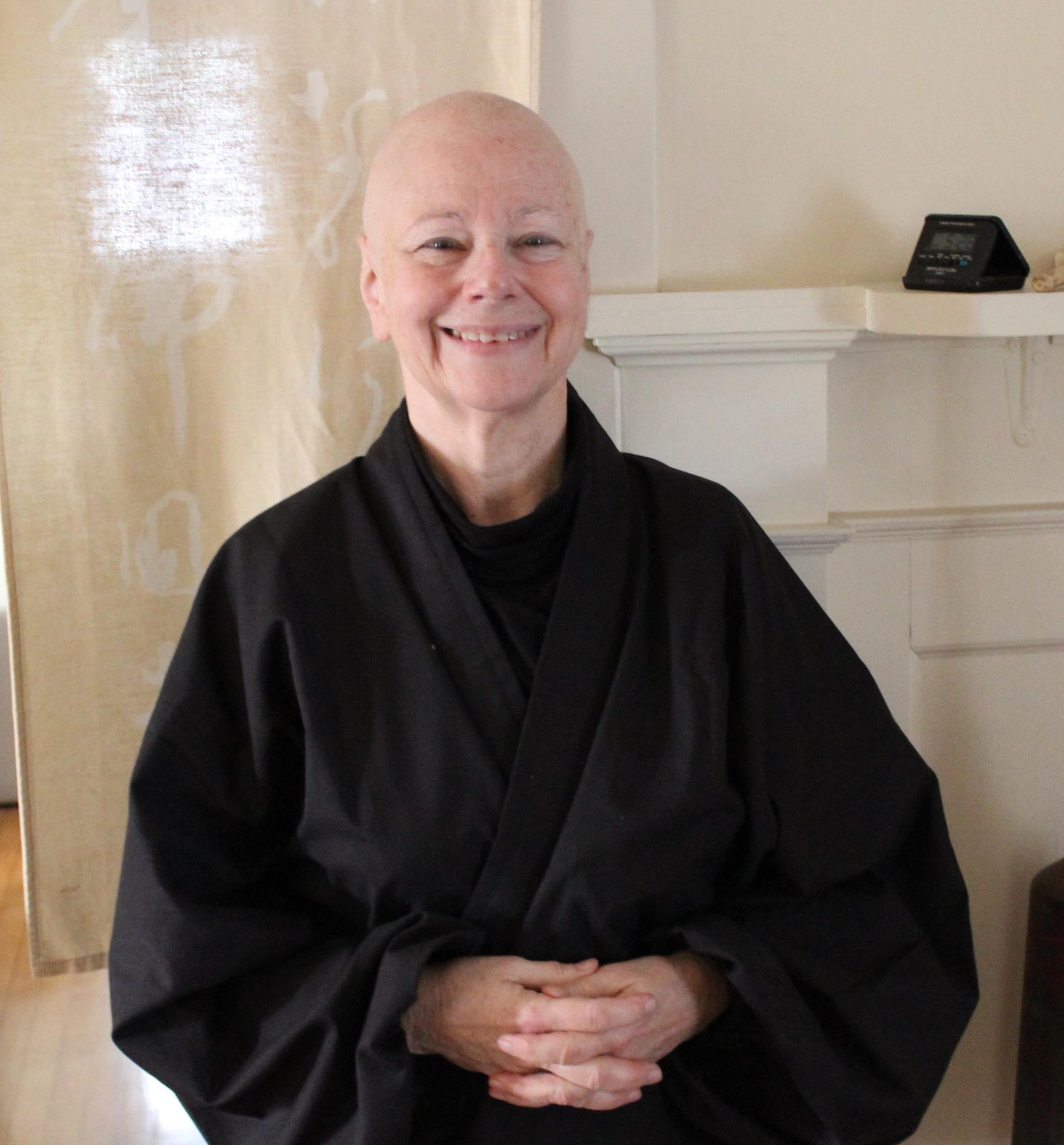 Zen teacher recalls Ellie Krug, her student who ...
