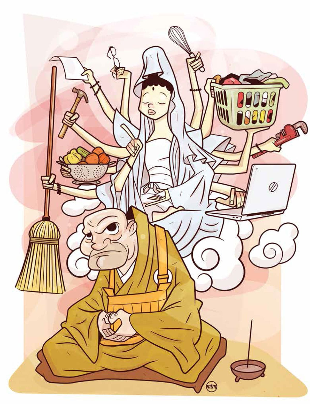 Shambhala Sun, Pat Enkyo O'Hara, Zen, Work, Lion's Roar, Buddhism