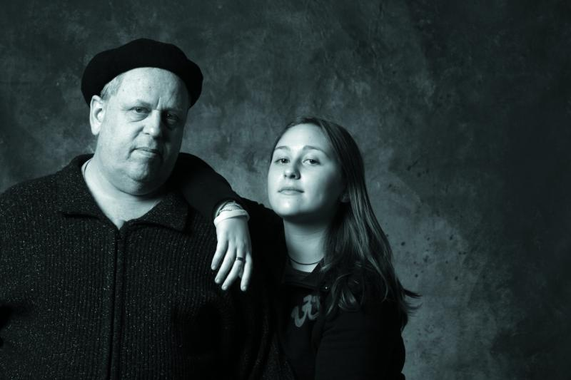 Kenny Werner and his daughter Katheryn
