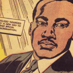The story behind the Martin Luther King, Jr., comic book