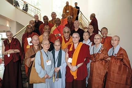 Women in Buddhism Dalai Lama University of Hamburg