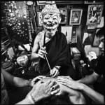 """Sacred Ink"": Photographer/filmmaker Cedric Arnold explores the ancient culture of Thai yantra tattooing"