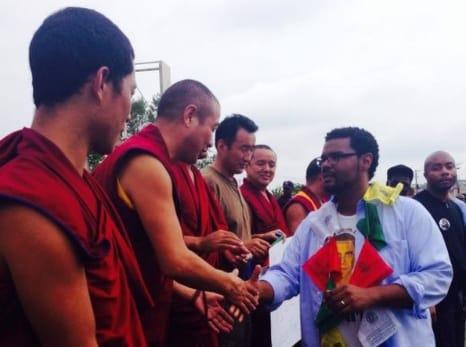 Ferguson monks