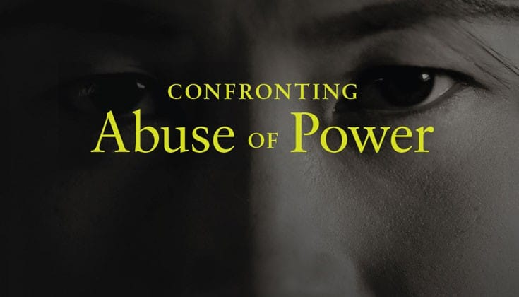 Confronting Abuse of Power Buddhism Sangha Guru Buddhadharma Lion's Roar