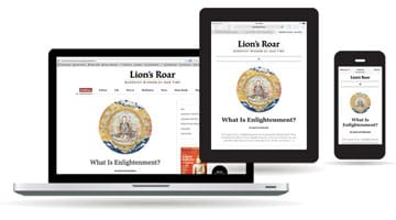 lions roar website buddhism