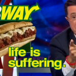 "Stephen Colbert brings his view of Buddhism to the ""Nation"""