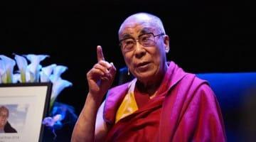 dalai lama living history campaign