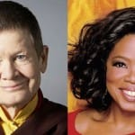 Pema chats with Oprah