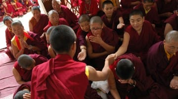 Theravada Thai Tibetan Buddhist Nuns Full Ordination Petition