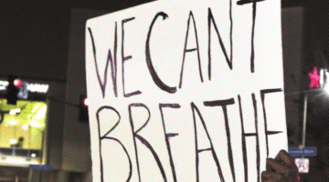 """Why We Can't Breath"" by Jan Willis"