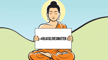 Buddha #BlackLivesMatter Buddhism Jan Willis Diversity Race Lion's Roar Practice