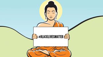 Buddha #BlackLivesMatter Buddhism Jan Willis Diversity Race Lion's Roar Practice