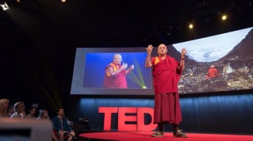 Matthieu Ricard TED altruism climate change inequality Buddhism meditation