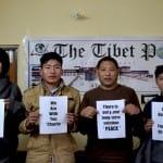Tibetans express sympathy and solidarity after Charlie Hebdo killings