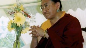 Sakya Trizin Major Changes Buddhism Lion's Roar News Tibet