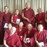 Karmapa announces plan to restore nuns' ordination