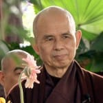 Thich Nhat Hanh returns to home country of Vietnam for first time in a decade