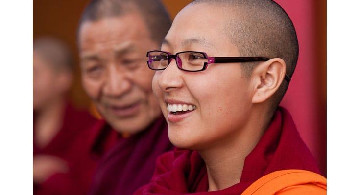 Tibetan nuns ordination Karmapa news Lion's Roar Buddhism