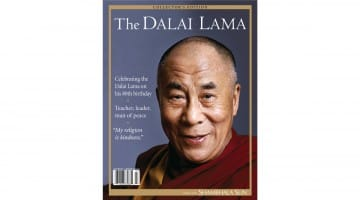 Dalai Lama Speicla Collector's edition 80 Lion's Roar Buddhism