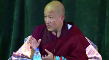 Watch: Dzongsar Khyentse Rinpoche urges respect for LGBTQ people