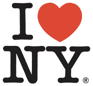 """I Love New York,"" Milton Glaser, 1977"