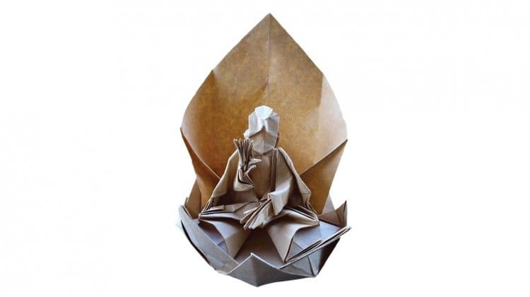 Origami DIY Dharma Getting Started How To Buddhism Lion's Roar Shambhala Sun Judy Lief
