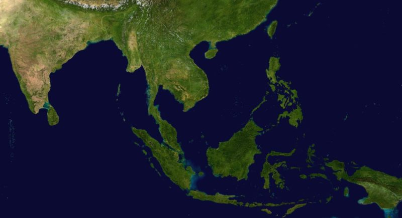 BuddhistMuslim Peace Called For In Yogyakarta Statement Lions Roar - World religion map reddit