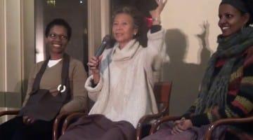 women buddhism social justice gina sharpe angel kyodo williams NYU Lion's Roar Buddhism video watch