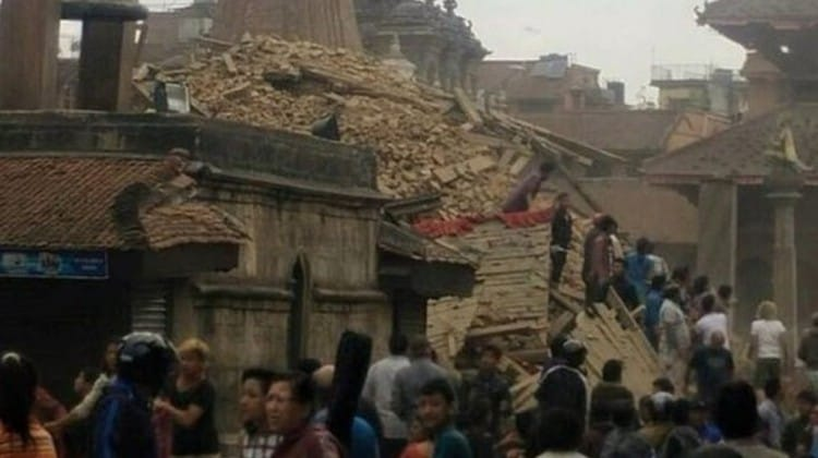Nepal Earthquake 2015 donate how to help shechen monastery lion's roar buddhism news