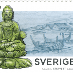 How did a Buddha statue land in Viking hands?