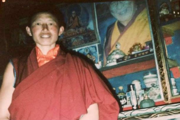 self immolation protest tibet china chinese rule dalai lama lion's roar buddhism news yeshe khadro nganggang nunnery draggo county eastern tibet