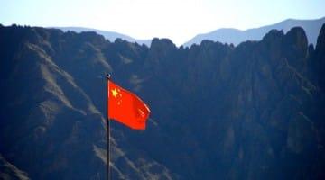 china flag tibet monastics religion patriotism news buddhism lion's roar