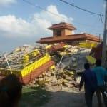 second nepal earthquake may 2015 kopan monastery damage lion's roar buddhism