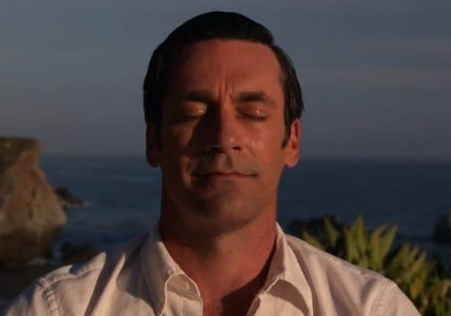 Don Draper Window : Mad men s don draper has a meditative breakthrough