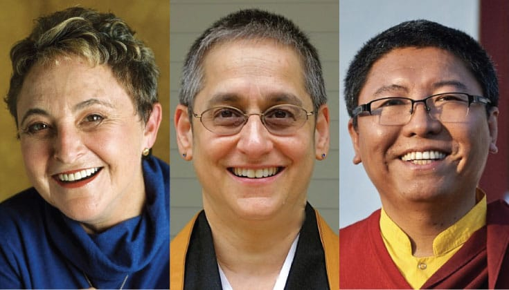 sylvia boorstein melissa myozen blacker tsoknyi rinpoche insight meditation theravada vipassana meditation zen tibetan vajrayana buddhism omega institute retreat waking up in everyday life shambhala sun buddhadharma magazine lion's roar upcoming event news