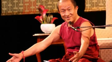 What Changes and What Doesn't: An interview with Dzongsar Khyentse Rinpoche