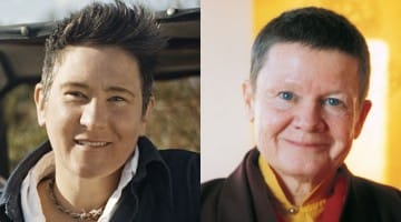 pema chodron kd lang an evening with sounds true upcoming events lion's roar buddhism music heart love