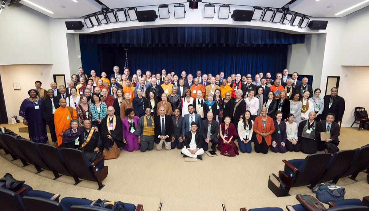 white house buddhist leadership conference washington dc government politics hozan allan senauke