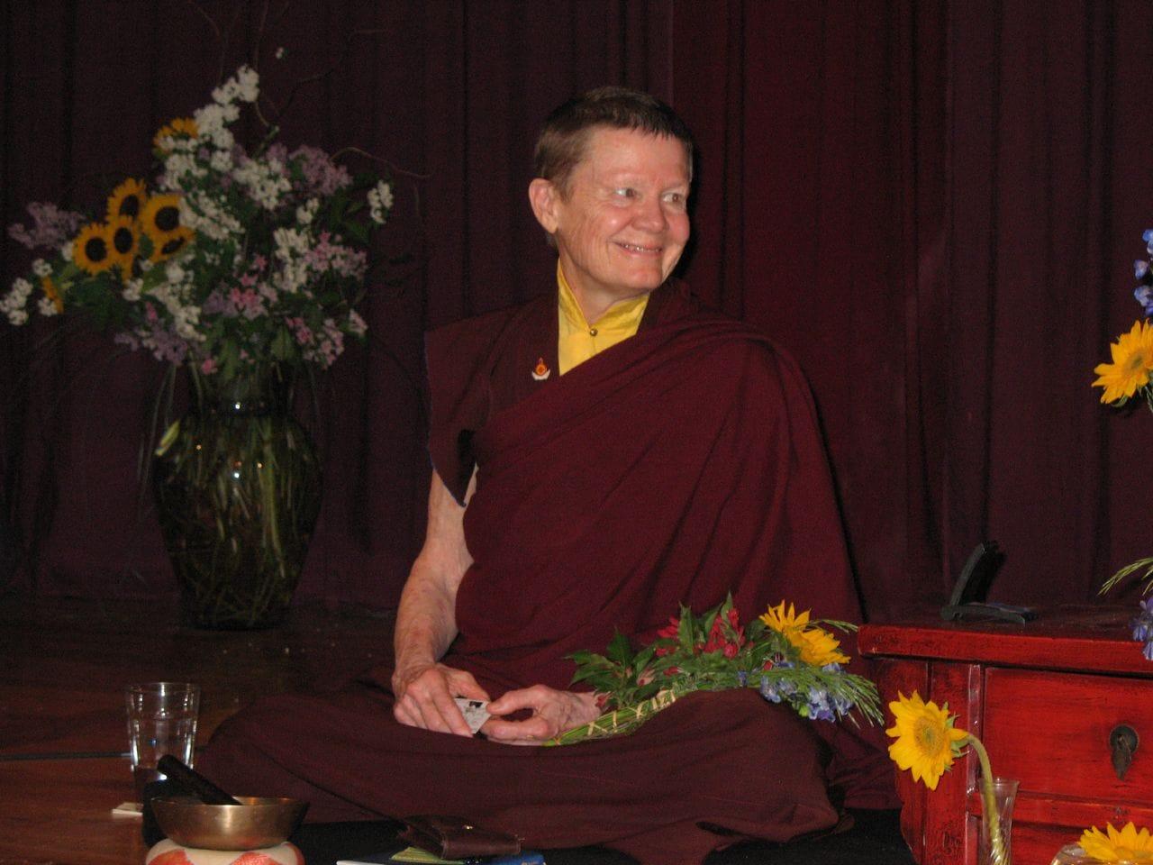 Pema Chodron Shambhala Sun Lojong Tonglen Buddhism Lion's Roar Vajrayana