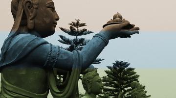 ecosattva, lion's roar, buddhism, thanissara, angel kyodo williams, environment
