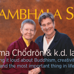 Inside the September 2015 Shambhala Sun magazine