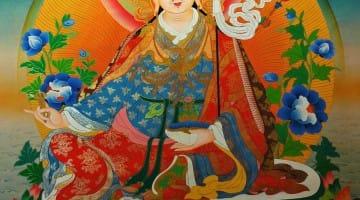 Padmasambhava, Bodhichitta, Buddhism, Shambhala Sun, Lion's Roar, Vajrayana, Tibetan Buddhism, Buddhist Translation