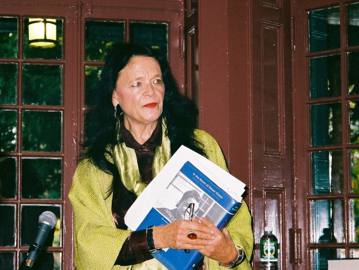 anne waldman, lifetime achievement award, book, poetry, lion's roar, buddhism, news