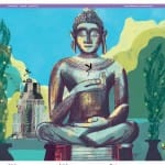 Are you offended by The Lancet's Buddha image?