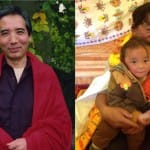 Tenth Traleg Rinpoche located, recognized