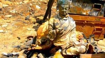 archaeology, ann shaftel, treasure caretaker, buddhism, lion's roar, news, monks, nuns, india, bhutan, nepal, smartphones, karmapa, pema chodron, tibet